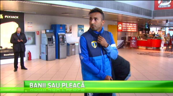 Teixeira, la un pas sa accepte oferta Stelei! Ce a raspuns cand a fost intrebat daca va schimba tabara si va merge la Steaua