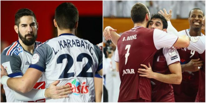 O nationala imprumutata, in lupta cu cea mai titrata! Finala Mondialului de handbal, Qatar - Franta, e duminica, pe www.sport.ro | Meci pentru istorie