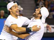 Italienii care l-au eliminat pe Tecau, campioni la Australian Open! Bolelli si Fognini au castigat finala cu Herbert/Mahut