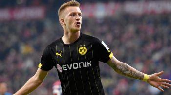 Borussia l-a convins pe Reus cu cel mai mare salariu din echipa, dar Ribery ramane cel mai bine platit din Bundesliga! Cati bani castiga cei doi