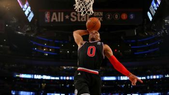 SUPER SHOW la All Star Game: Vestul a castigat, Westbrook la un punct de recordul lui Chamberlain
