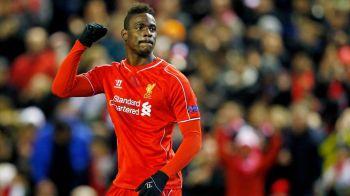 Liverpool 1-0 Besiktas | Balotelli inscrie pe final din penalty, englezii merg cu doar un gol avantaj in infernul de la Istanbul