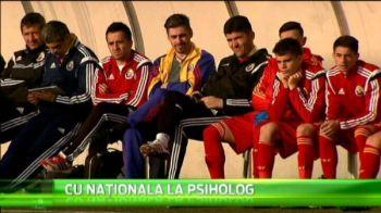 Antrenamente UNICE pentru Romania! Cum se pregatesc Ianis Hagi si pustii de la U17 de cele mai importante meciuri din cariera