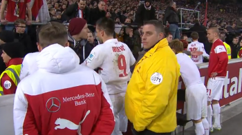 Gest INCREDIBIL al fanilor lui Stuttgart dupa un meci TERIBIL pentru echipa lui Maxim! Ce au facut in fata unui jucator
