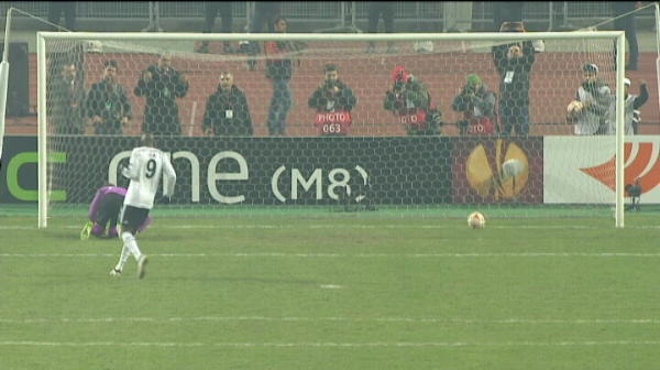 Penalty-urile de la Besiktas - Liverpool!
