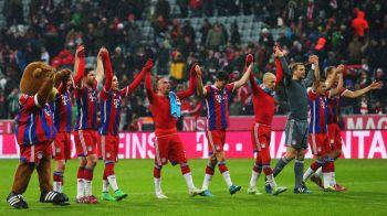 """Incepe sa le mearga prost :) 8 cu Hamburg, 6 cu Paderborn, acum """"doar"""" 4 impotriva lui Koln! Bayern-ul lui Pep face instructie cu rivalele din campionat"""