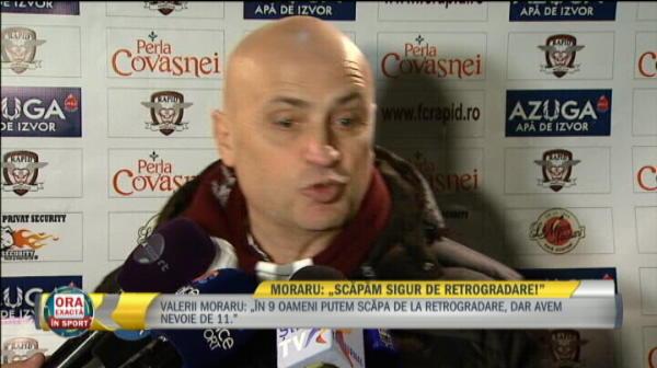 """Declaratia ANULUI in Romania: """"Eu zic asa: doar in modul asta luam titlul!"""" :)) Cum vrea Rapid sa faca IMPOSIBILUL:"""