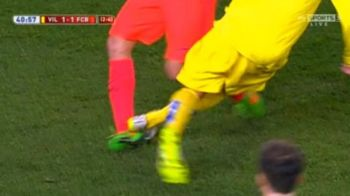 Veste proasta pentru Barcelona! Un jucator vital s-a accidentat grav si e in pericol sa rateze El Clasico