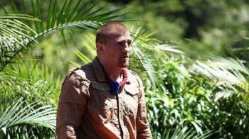 """VIDEO Morosanu face PERFORMANTA in jungla! Are sanse mari sa castige """"Sunt celebru, scoate-ma de aici"""""""