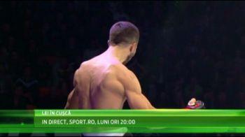 Calugarul Shaolin e gata sa RUPA CUSCA la Craiova! Cum isi ameninta adversarul