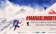 Horia Colibasanu va incerca doua premiere intr-un sezon de ascensiuni! Vezi ce vrea sa faca alpinistul roman