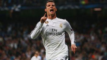Tare si la butoane | Cristiano Ronaldo a devenit cel mai popular om de pe Facebook, dupa ce a depasit-o pe Shakira! Cate LIKEuri a strans