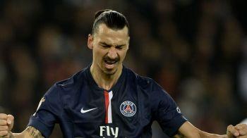 "VIDEO SOCANT! Zlatan si-a pierdut mintile la vestiare si a inceput sa urle: ""O tara de RA**T! Nu merita ca PSG sa joace aici!"""