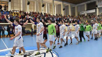HCM Constanta, invinsa de St Petersburg, scor 27-35! Romanii au pierdut ultima sansa pentru calificarea in sferturile EHF