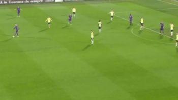 Jucatorii au reluat meciul FARA ARBITRU! Scena incredibila in Serie A, la Fiorentina 2-1 AC Milan! :) VIDEO