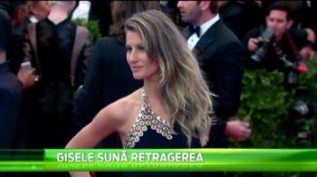 Se pensioneaza una dintre cele mai tari modele! Brazilianca Gisele lasa moda pentru iubirea vietii ei, superstarul din NFL Tom Brady