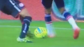 Cel mai tare DRIBLING al zilei in fotbal! Adversarul nu a stiut unde este mingea! Ce i-a facut. SUPER VIDEO