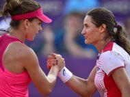 Monica Niculescu a fost eliminata de Serena, Halep si Dulgheru au pierdut la dublu! Simona serveste de la ora 18:00 pentru un optimi