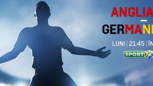 Pustii REBELI din Anglia si Germania joaca in SUPER CLASICUL saptamanii! Luni, Anglia U21 vs Germania U21, live la Sport.ro