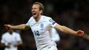 Harry Kane - The Hurrikane in Anglia | Noul fenomen al fotbalului englez a debutat cu gol in nationala, in fata lui Arlauskis