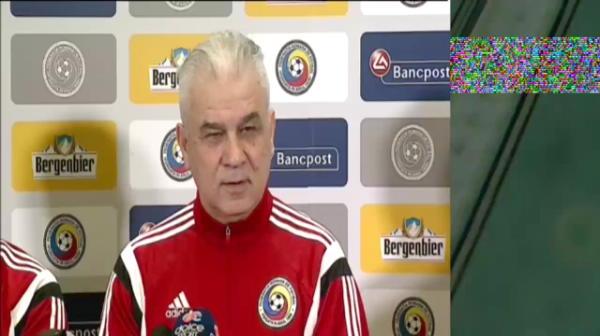 Reactia lui Iordanescu atunci cand Sanmartean a fost intrebat de intalnirea cu Mircea Lucescu