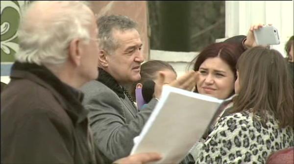 """Becali, primele declaratii de la iesirea din inchisoare! Patronul Stelei a primit o permisie si face un anunt soc: """"Nu ma mai intereseaza Steaua"""""""