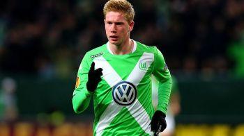 Mourinho nu a avut nevoie de el, City trimite un munte de bani la Wolfsburg! Sefii lui Manchester City, deja la a doua deplasare in Germania