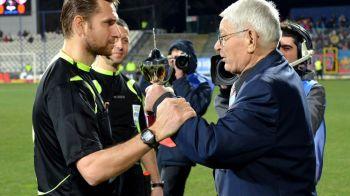 Tragedie in fotbalul romanesc! Cel mai mare arbitru din ISTORIA Romaniei, Nicolae Rainea, a murit in aceasta dimineata