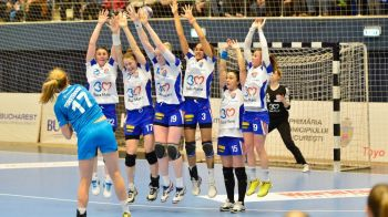 Visul frumos s-a terminat! HCM Baia Mare s-a oprit in sferturile Ligii Campionilor dupa 25-30 cu Dinamo Volgograd!