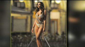 Madalina Ghenea, aparitia zilei in Italia! Romanca apare pe toate site-urile de sport din Peninsula! VIDEO