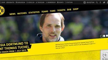 Borussia Dortmund si-a anuntat noul antrenor! A fost eliminat din Europa de Medias! Cine vine in locul lui Klopp