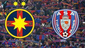 Steaua vinde bilete online pentru DERBY-ul de titlu cu Targu Mures. Vin suporterii? Cat costa intrarea