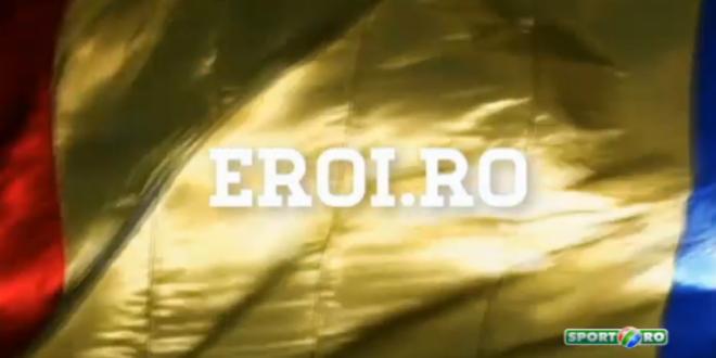 Eroul fara parinti care vrea AURUL la JO de la Rio! Povestea  Piticului atomic  din sportul romanesc e la Sport ProTV, sambata, ora 20:00