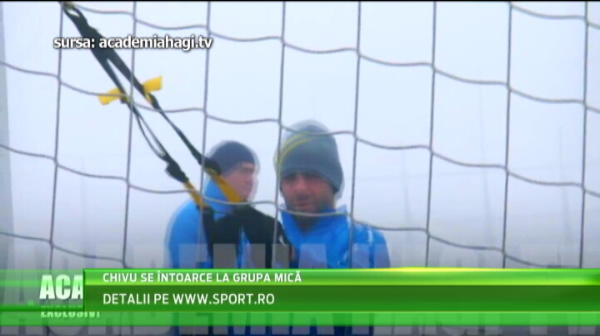 """M-am intors in Romania si mi-ar placea sa antrenez!"" Prima echipa din Liga I care il poate lua pe Chivu"