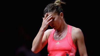 """""""Invinsa de un Cyborg, nu de o jucatoare"""". CTP, despre eliminarea Simonei Halep de la Stuttgart dupa meciul maraton din semifinale"""