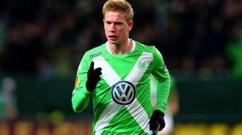 Mourinho nu a avut nevoie de el, PSG e gata sa trimita un munte de bani la Wolfsburg! Impresarul belgianului i-a dezvaluit pretul