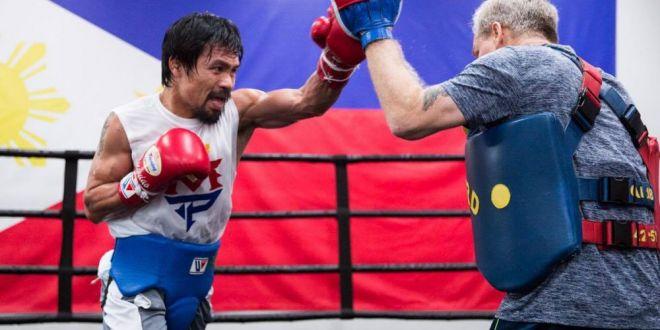 Pacquiao a luptat ACCIDENTAT cu Mayweather! Comunicat OFICIAL: ce probleme a avut filipinezul cu cateva ore inainte de gala
