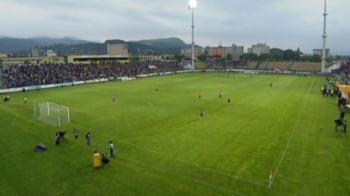 "Aparitie de senzatie in tribune la Brasov - Steaua! ""Norocul"" cu care s-a trezit Galca in cel mai greu moment. FOTO"