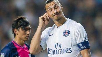 Scenariu soc avansat de francezi: Ibrahimovic, dat afara de PSG? Zlatan i-a suparat in acest sezon pe seici si ar putea pleca