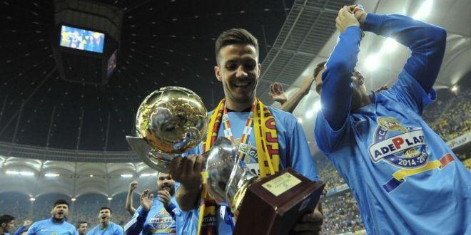 Chipciu NU a mai avut rabdare! Mesajul pe care l-a trimis stelistul inainte de Finala Cupei, LIVE la PROTV, pe 31 mai!