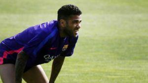 Dani Alves a rupt toate negocierile cu Barcelona. Momentul in care jucatorul a anuntat ca refuza sa mai discute cu clubul