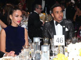Romania a cucerit Formula 1! Aparitie fabuloasa la Cannes: Lewis Hamilton si-a petrecut seara cu romanca Madalina Ghenea! FOTO