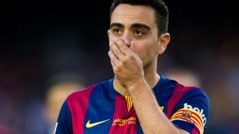 Ce nebunie! Xavi, transfer dupa modelul Lampard: poate juca impotriva Barcelonei din toamna! Cea mai mare lovitura a verii: