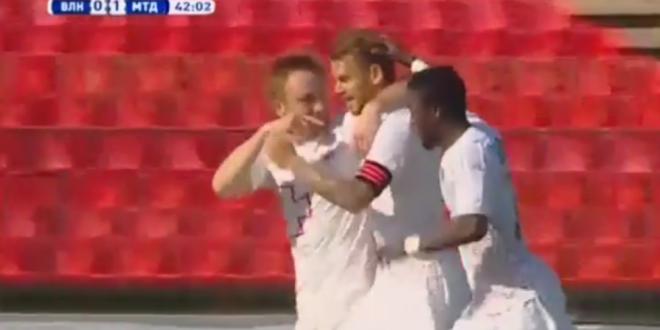 GOOOL BICFALVI! EPIC ERIC marcheaza al 17-lea gol pentru Volin si e liderul golgeterilor din Ucraina! VIDEO