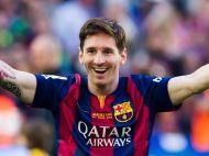 Dubla senzationala a lui Messi ii aduce Barcelonei EVENTUL in 2015, dupa 3-1 cu Bilbao in finala Cupei Spaniei! VIDEO