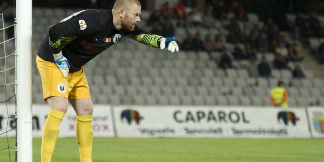 Ar putea fi portarul Stelei de Liga, dar i-a pus gand rau in Cupa! Veselovsky e specialist la loviturile de la 11 metri, cosmarul Stelei din 2014