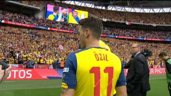 Moment istoric in Anglia! Arsenal a castigat pentru a 12-a oara Cupa Angliei