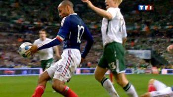 """Selectionerul Frantei de la celebrul hent al lui Henry, socat de """"blatul"""" de 5 mil €: FIFA a cumparat tacerea Irlandei in 2009"""