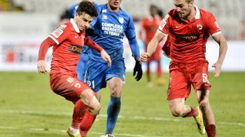 Cum vrea Dinamo sa scape de Marius Alexe si Cosmin Matei! Ce propuneri au primit cei doi: