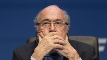 FIFA MERGE PE BLATter? Dezvaluiri bomba: Blatter si-ar putea retrage demisia